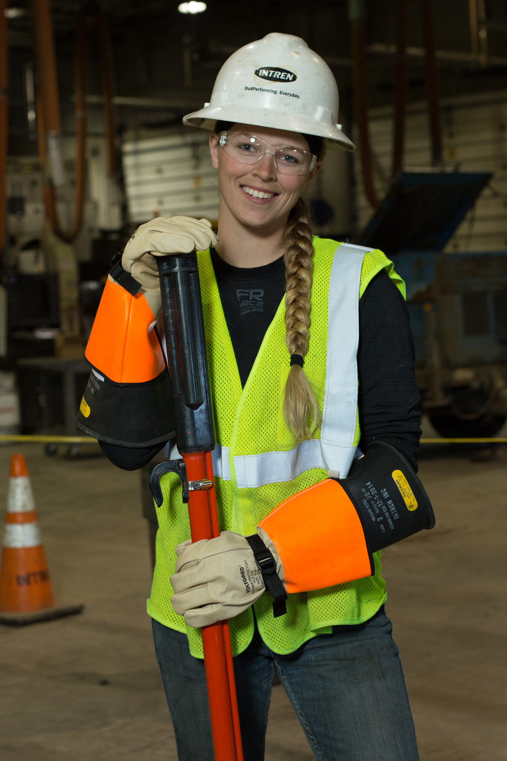 Gearing Women Up For Work In Male Dominated Environments