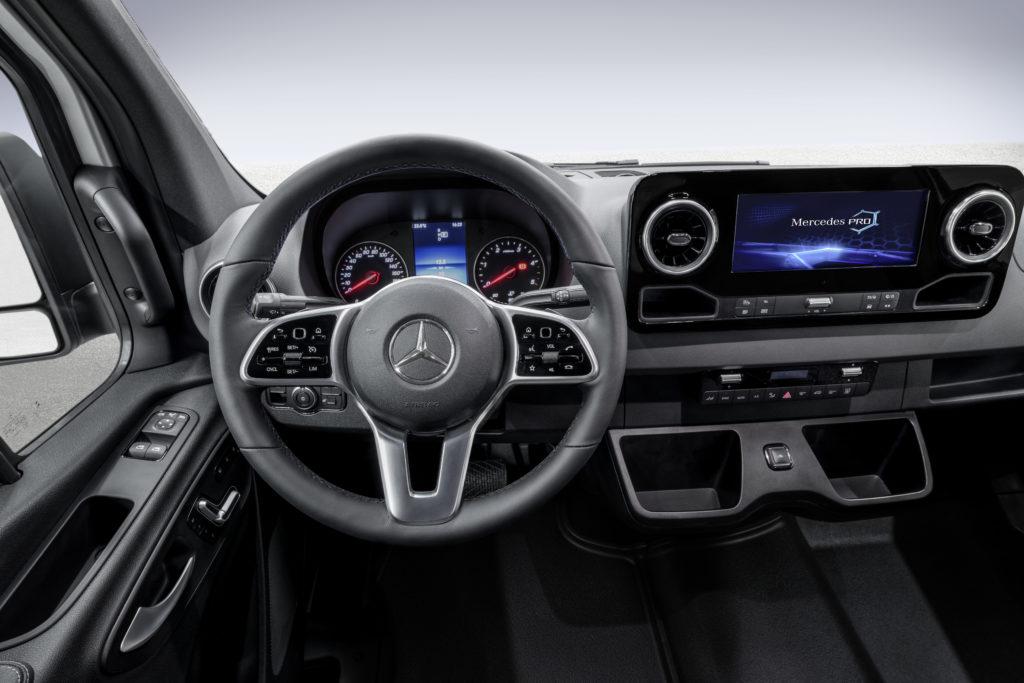 Mercedes-Benz Vans Sprinter Innovation Campus, Stuttgart 2017