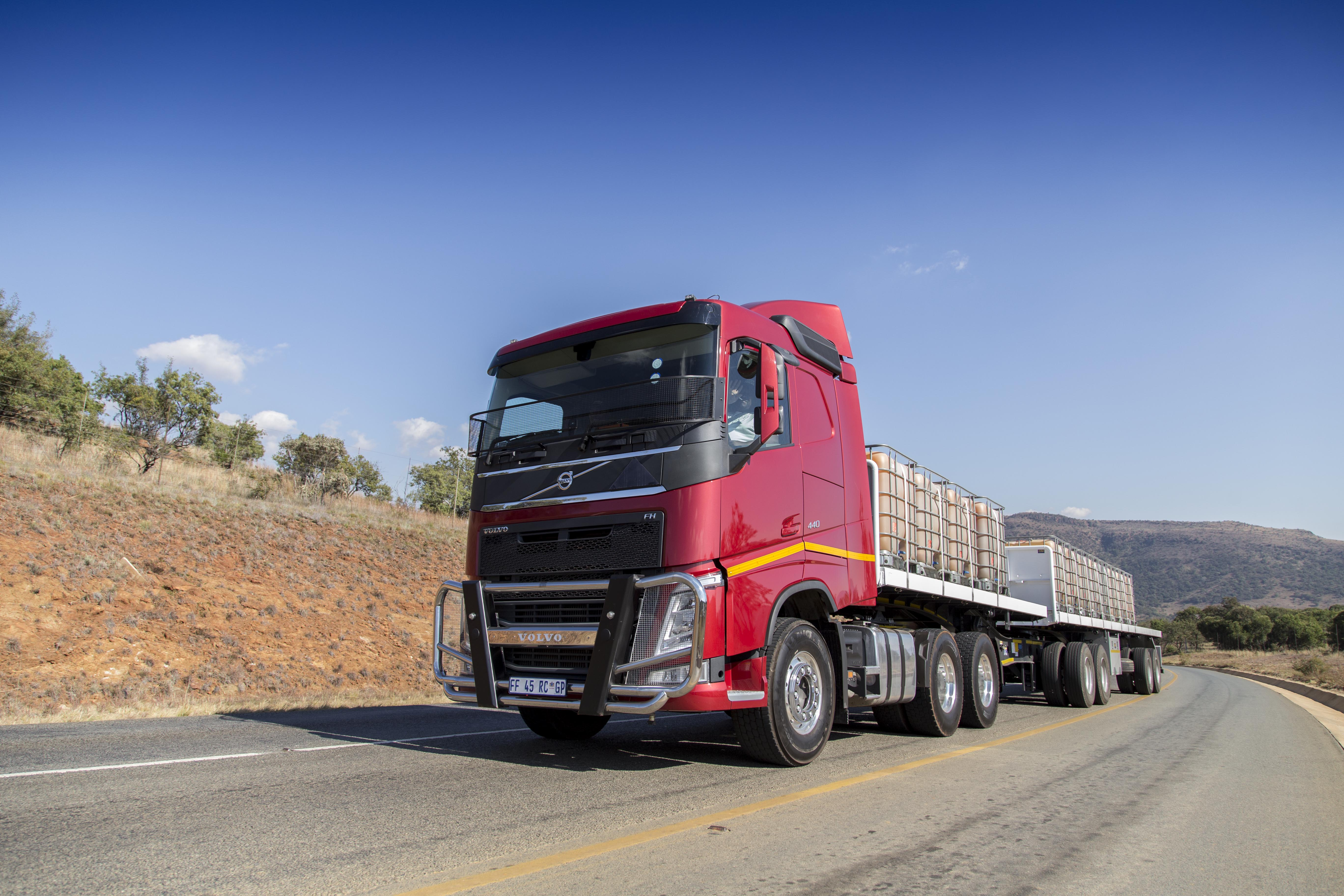 South Africa's most fuel-efficient trucker | Future ...